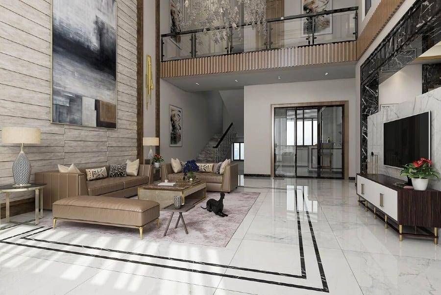 Modern asian luxury