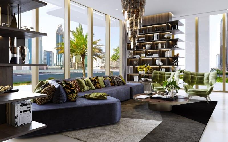 Texture promotes Luxury