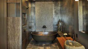 asian bath design