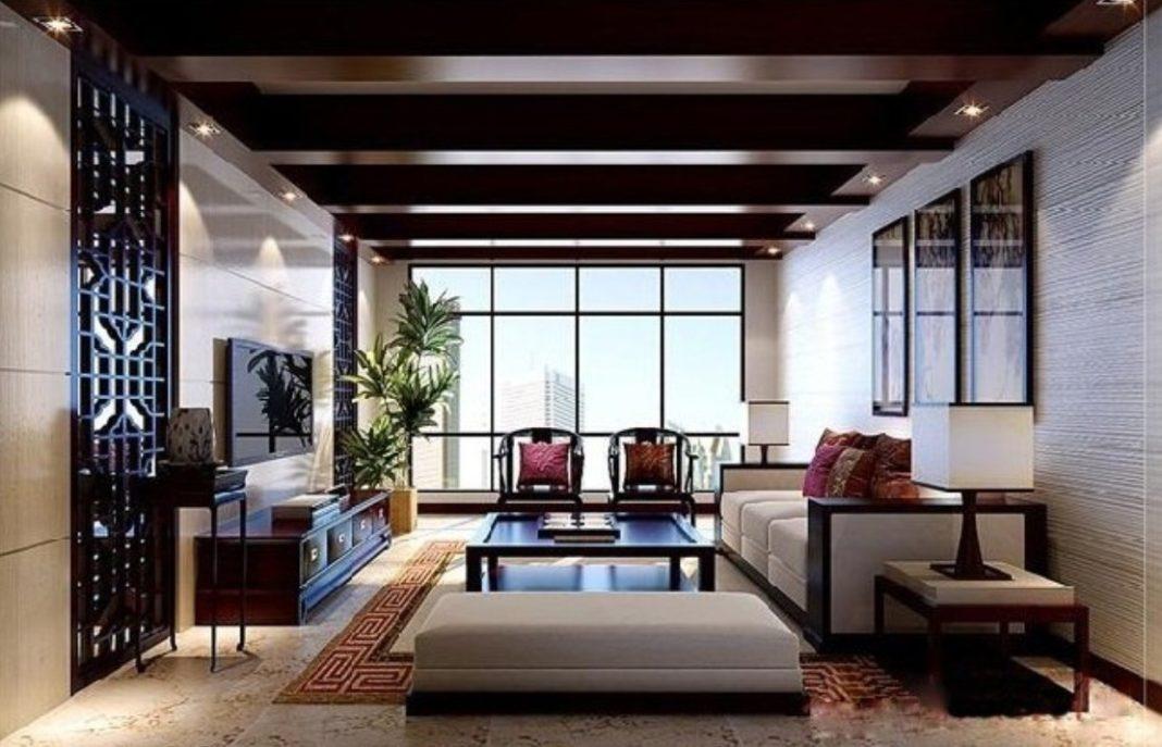 asian interior design featured