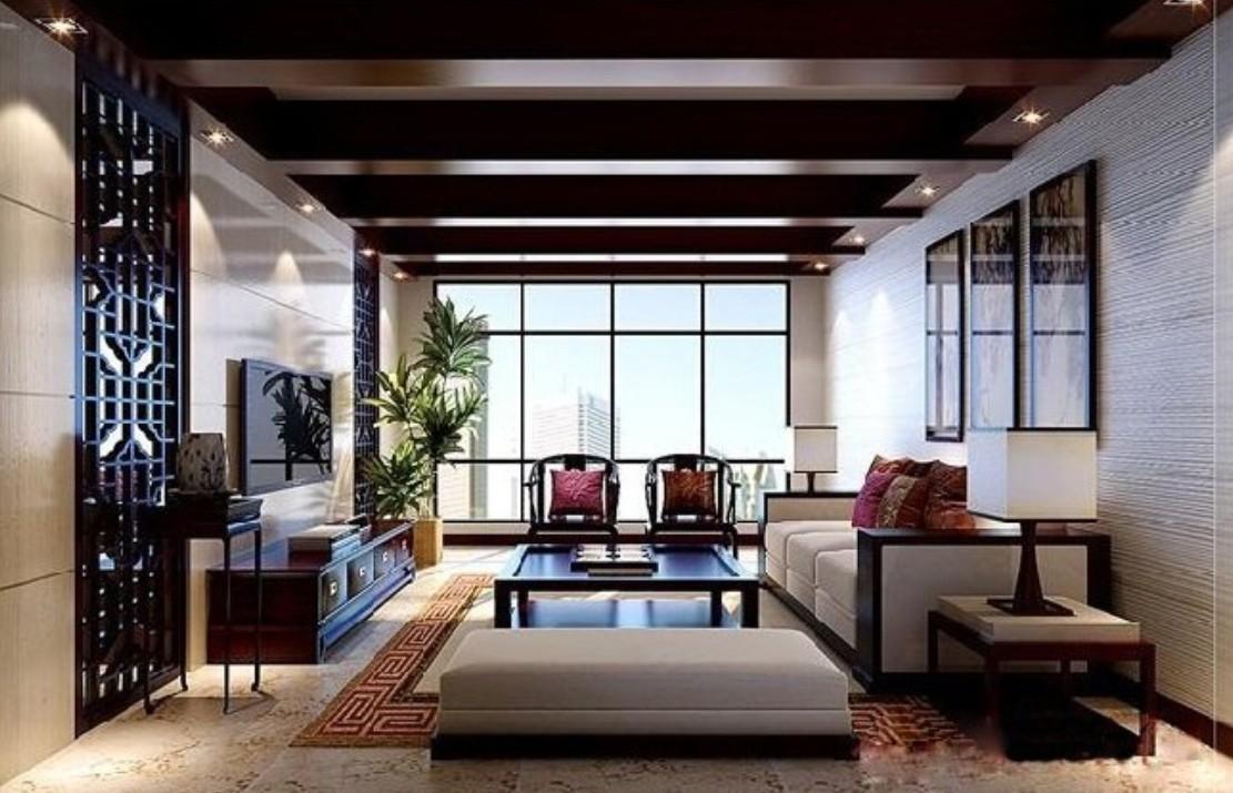 Modern Luxury Interior Design ~ Asian Style - Daily Fun