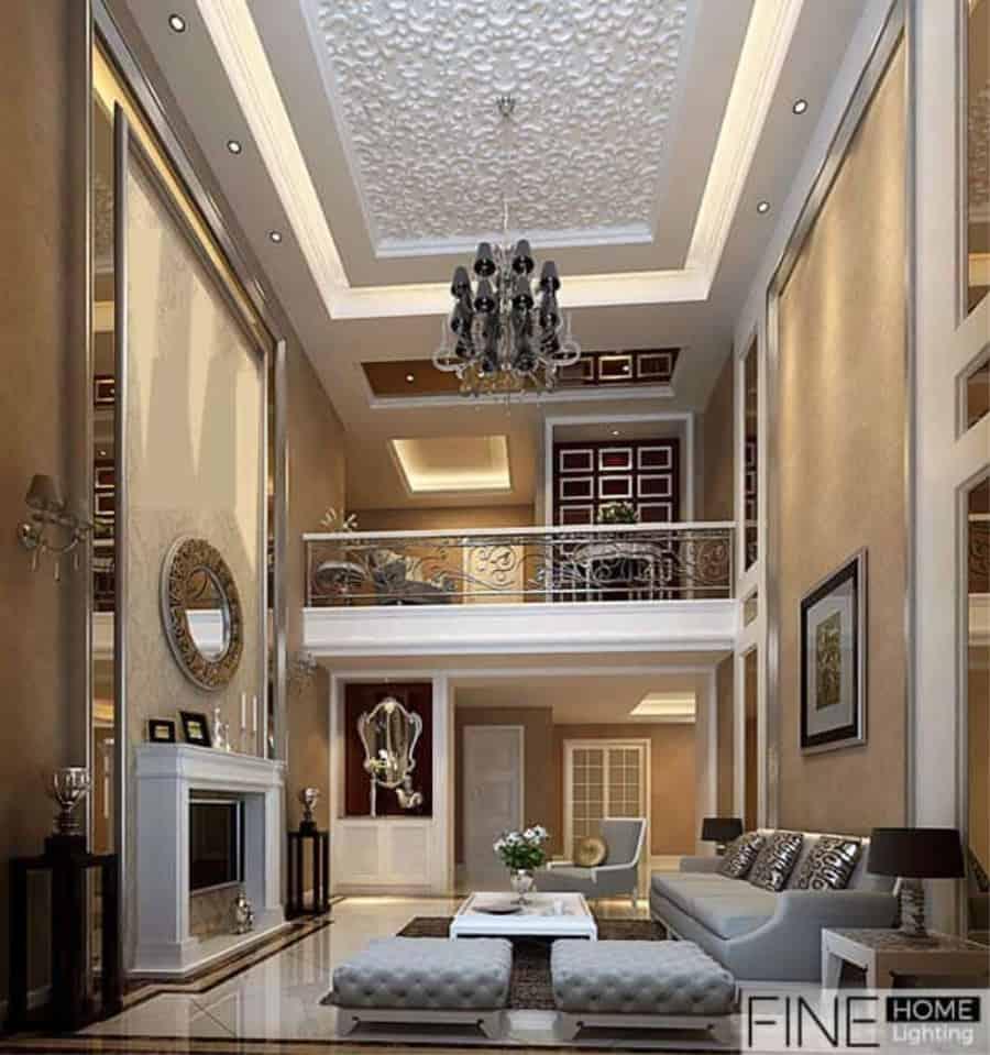 modern chinese interior