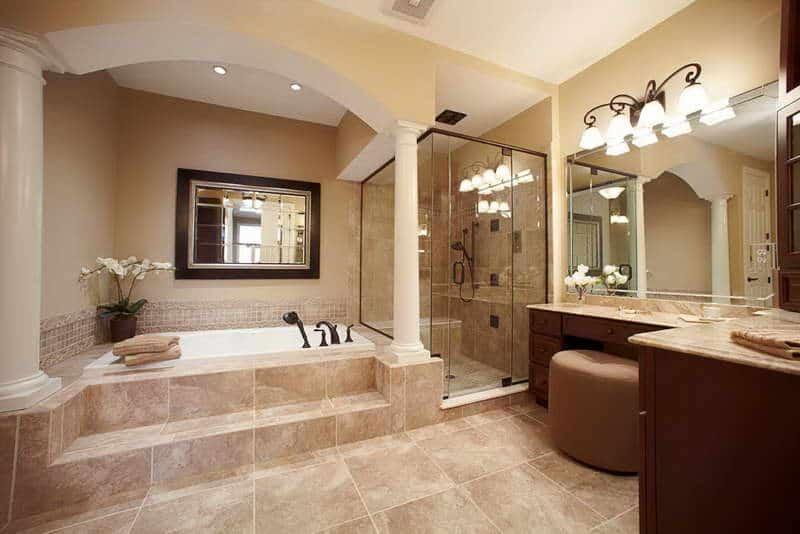 open-bathroom-designs