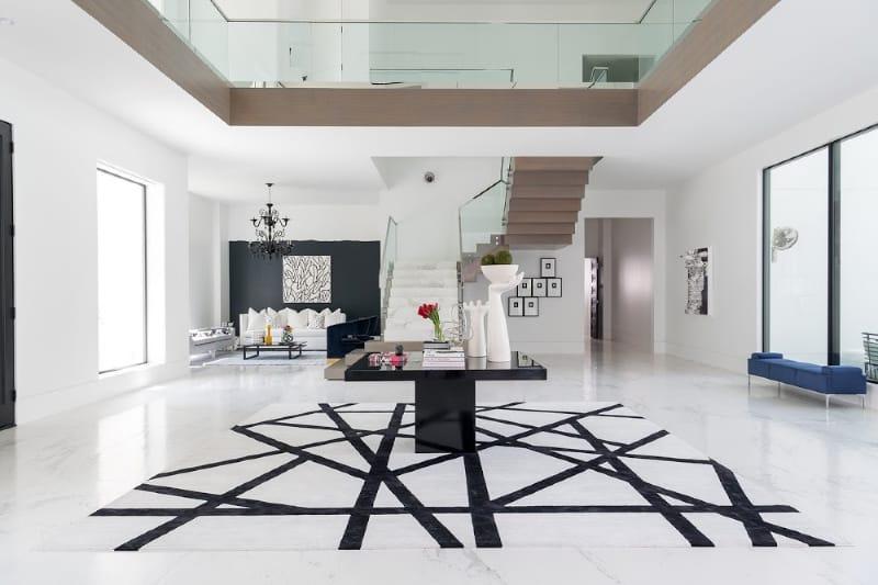 carpet focal point
