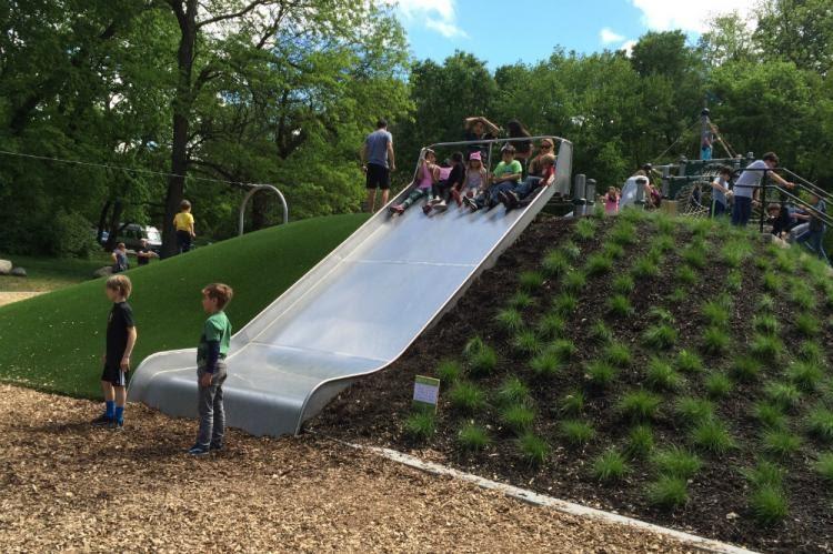 Kid's Play space